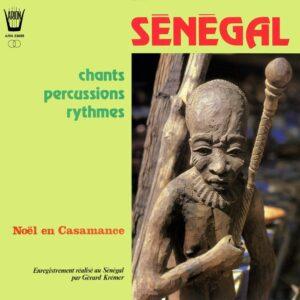 Senegal - Chants, percussions, rythmes - Noël en Casamance