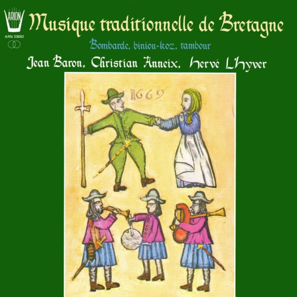Musiques traditionnelles de Bretagne Vol.2