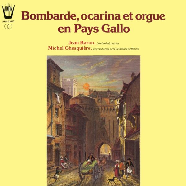 Bombarde, Ocarina et Orgue en Pays Gallo