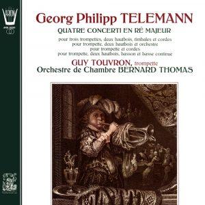 Telemann  - Quatre Concerti en ré majeur