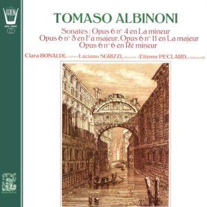 Albinoni - Sonates de l'Opus 6
