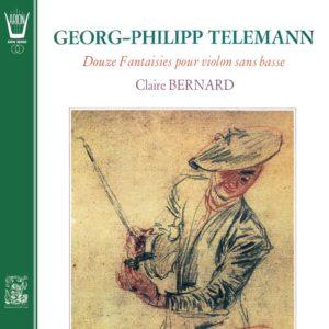 Teleman - Douze Fantaisies pour violon sans Basse
