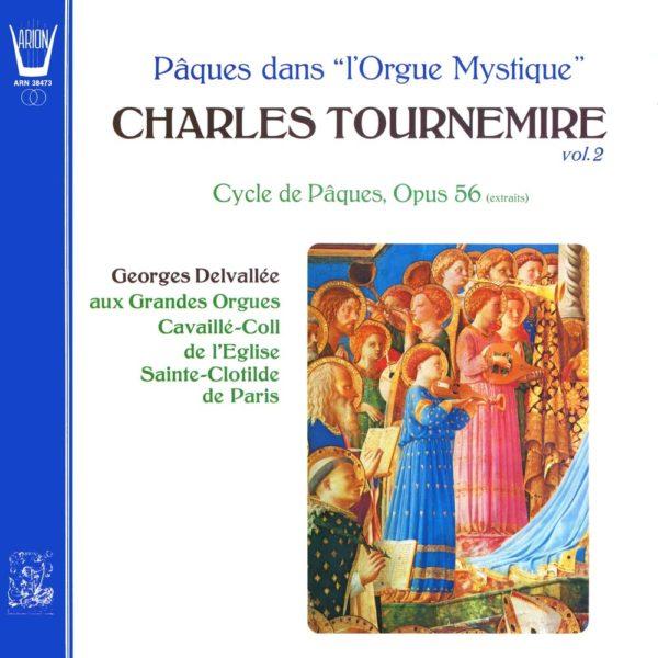 Tournemire - Pâques dans l'Orgue Mystique