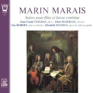 Marais - Suites pour Flûte et Basse continue