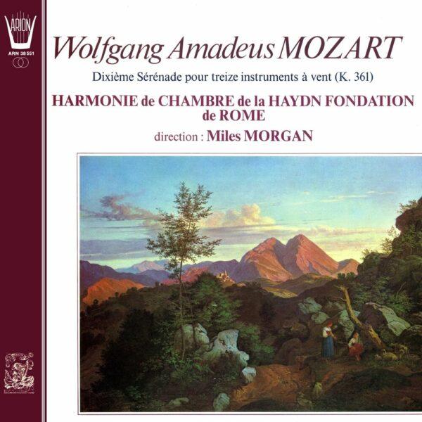 Mozart - 10ème Sérénade pour 13 Instruments à Vent