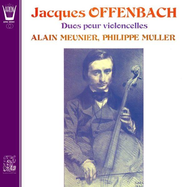 Offenbach - Duos pour Violoncelles