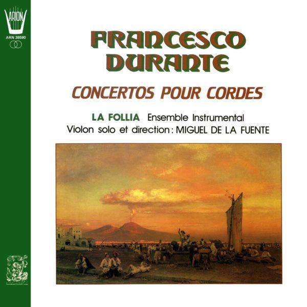 Durante - Concertos pour Cordes