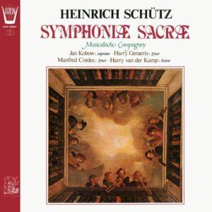 Schutz - Symphoniae Sacrae I à 3, 4, 5, 6 voix