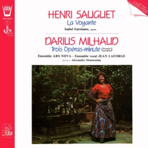 Sauguet - La Voyante / Milhaud - 3 Opéras-minutes