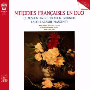Mélodies Françaises en Duo