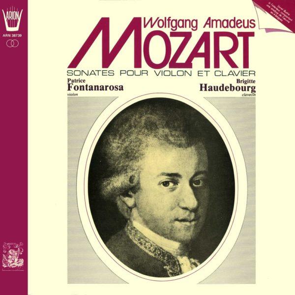 Mozart - Sonates pour Violon & Clavier