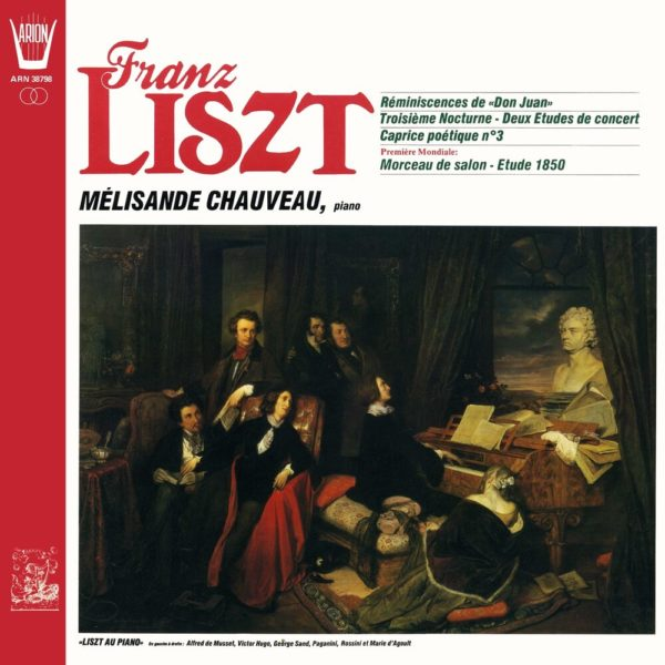 Liszt - Oeuvres pour piano