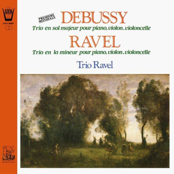 Debussy / Ravel par le Trio Ravel
