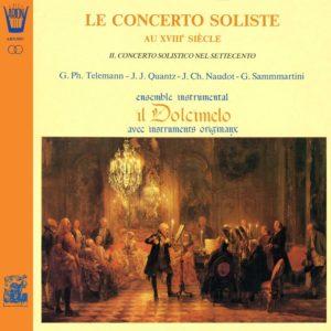 Le Concerto soliste au XVIIIème siècle