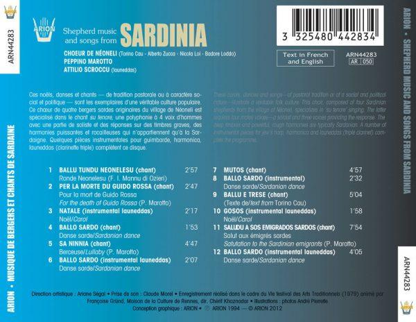Sardaigne - Musique de Bergers & Chants