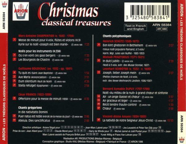 Les Trésors classiques de Noel