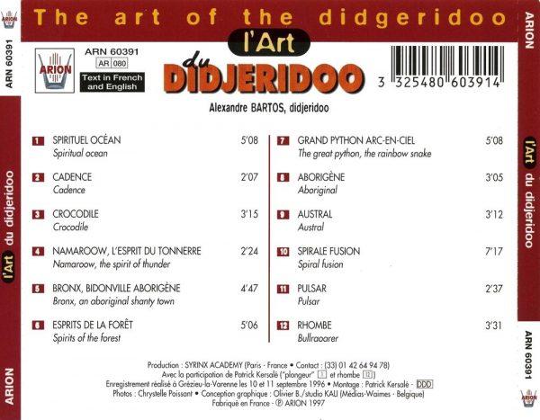 L'Art du Didjeridoo