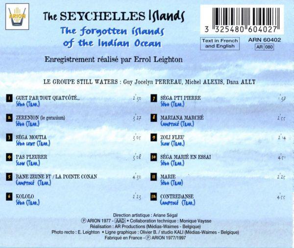 """""""Les Iles Seychelles - """"""""Les Iles Oubliees"""""""""""""""