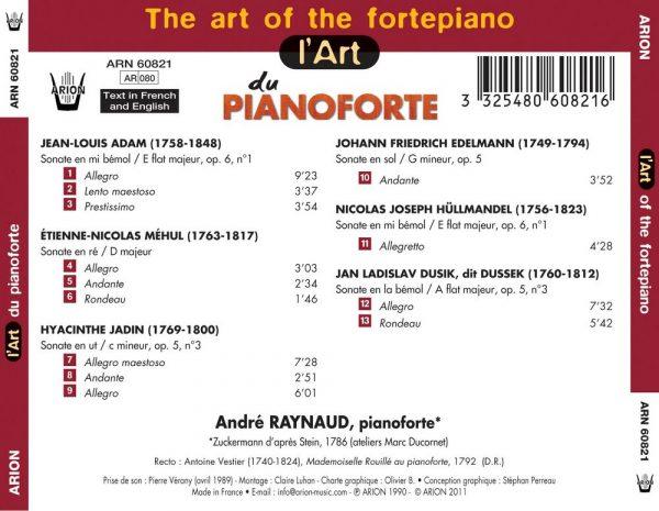 L'art du pianoforte