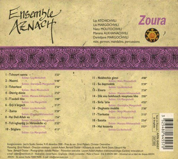 Zoura - Tchetchenie - Vol.3