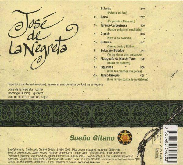Sueno Gitanos - Flamenco - Vol.8