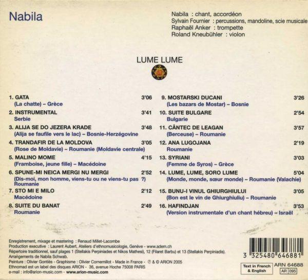 Lume Lume - Balkans - Vol.14