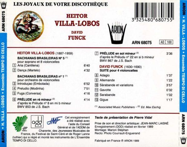 Villa-Lobos - David Funck