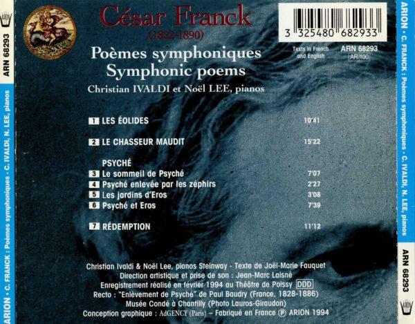 Franck - Poèmes Symphoniques