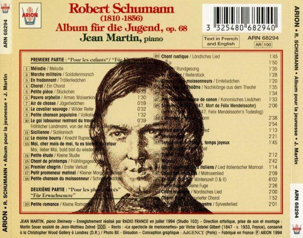 Schumann - Album à la Jeunesse, Op. 8