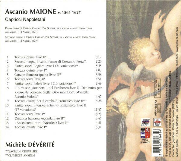 Maione - Capricci Napoletani