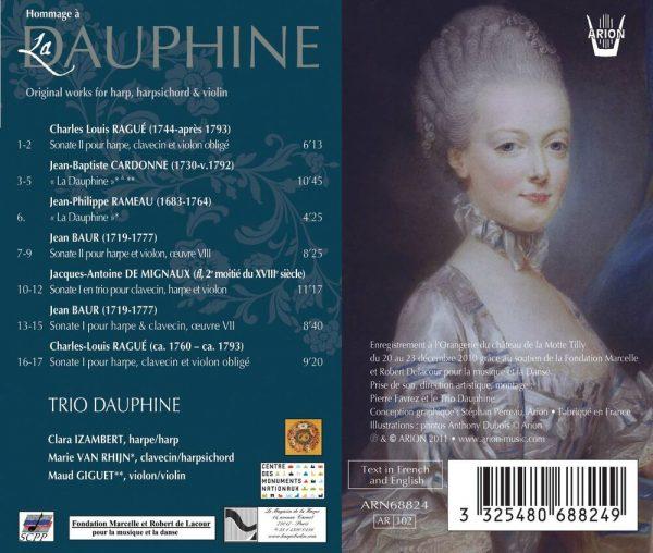 Hommage à la Dauphine