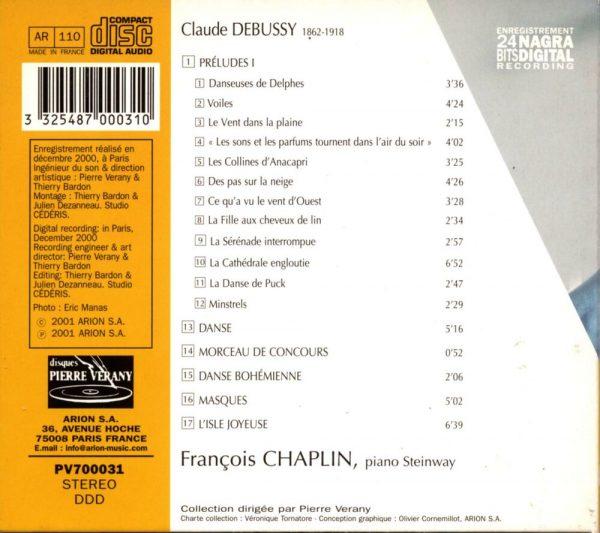 Debussy - L'Œuvre pour piano - Vol.2