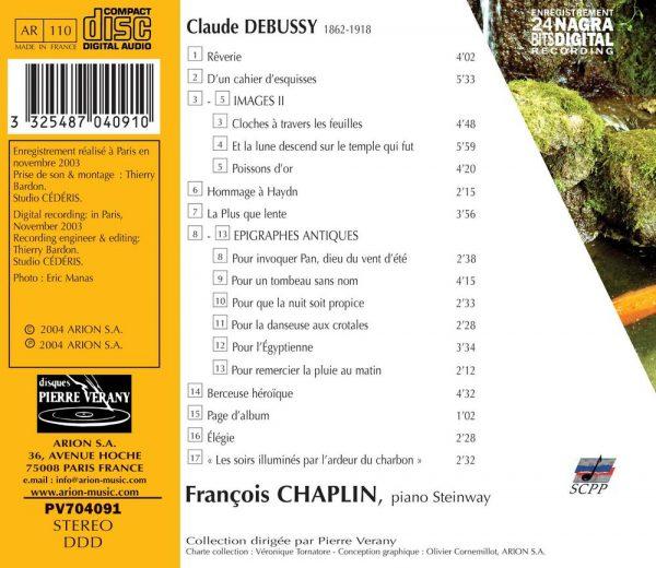 Debussy - L'Œuvre pour piano - Vol.4