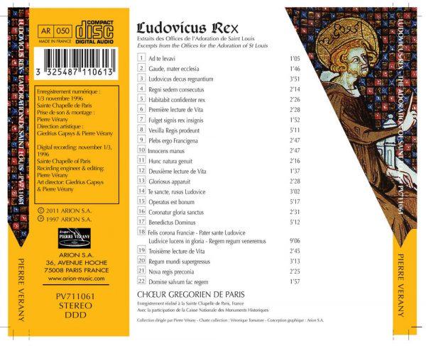 Ludovicus Rex - L'adoration de Saint-Louis