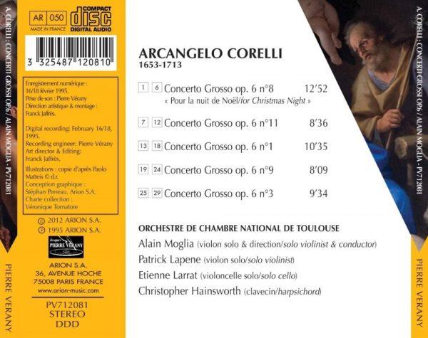 Corelli - Concerti Grossi
