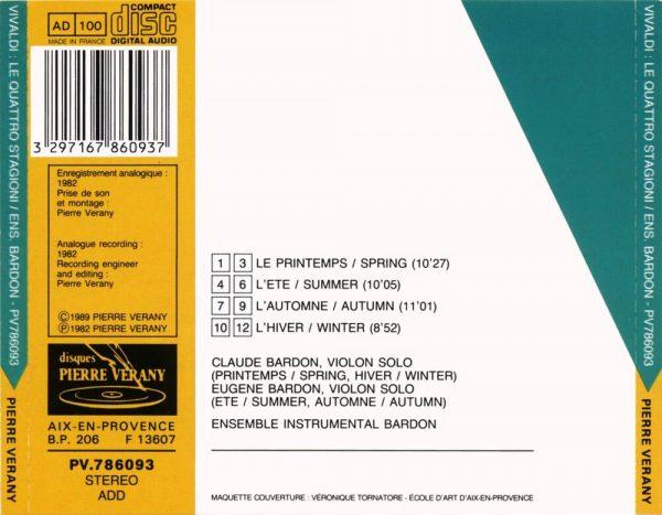 Vivaldi - Le quattro stagioni
