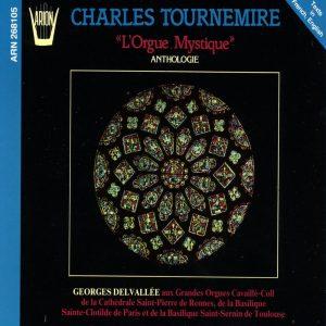 Tournemire - L'Orgue Mystique