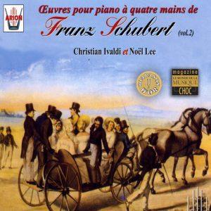 Schubert Vol.2 - Œuvres pour piano à 4 mains