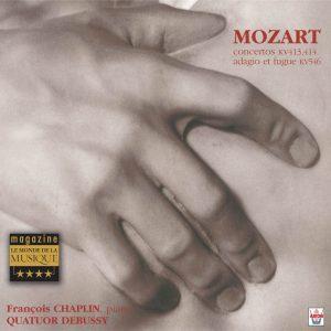 Mozart - Concertos pour piano & quatuor à cordes